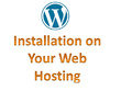 Install WordPress on cPanel Web hosting and Redirect your domain to it