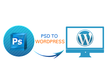 Convert PSD to Responsive WordPress theme