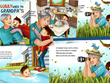 Create Children's Book /Picture Book with illustrations and Text including Cover Page