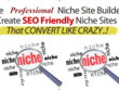 Design an adsense approved niche website