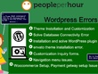 Check and fix your wordpress errors, SSL error