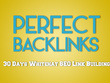 100% White Hat Google Safe Monthly SEO Linkbuilding Package with Manual Outreach