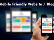 Create Mobile Friendly Website as a Wordpress Expert Designer