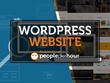 Develop a responsive and SEO friendly Wordpress website