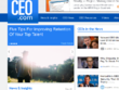 Publish a guest post on the popular CEO.COM, a DA 43 PA 52 business blog