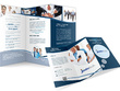 Tri-Fold Brochure Design (6 Panels)