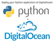 Deploy your basic Python application at DigitalOcean in one hour