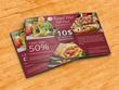 Design Bar Menu Or Brochure Or Flyer
