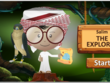 Create engaging elearning quiz or game with 10 questions and beautiful design