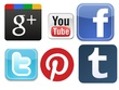 Create & setup 10 Most Popular Social Media Accounts for your business site