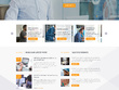 Design your website template [homepage + 5 subpage] PSD only