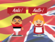 Translate 1000 words from English to Catalan