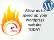 Improve the loading speed of your WP website