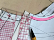Pattern cut from any garment or sketch