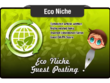 Write and Guest Post on a Eco Solar Niche Website