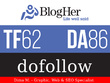 Publish a guest post on BlogHer.com - DA86, TF62