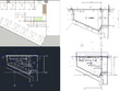 Create professional 2D CAD drawing from hand sketches