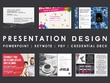 Design a luxury professional pitch deck / powerpoint / keynote / presentation / PDF