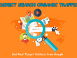 Drive organic traffic to your site from potential buyers