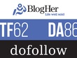 Write and publish your article blogher.com with dofollow link