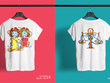 Create a original and fantastic T-Shirt design