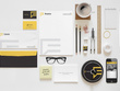 Design stylish stationary/Branding+Unlimited revisions+Sourcefiles