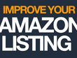 Amazon Product Listing Optimisation - Better Ranking, Descriptions & Keywords