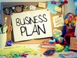 Write you a simple yet effective business plan with financials