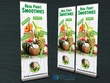 Design Roll up banner / Pull up banner / Stand Banner