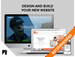 Design & build professional Wordpress website » Responsive, SEO optimised, Hosting