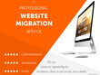 Transfer your PHP website to new host or domain