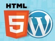 Convert 5 pages html to wordpress