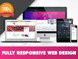 Create a Bespoke Mobile Optimised Website Design