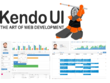 Integrate any kendo UI in your application