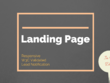 Responsive Landing page with Form