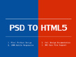 Convert Pixel Perfect PSD to Responsive HTML5 Based on Bootstrap Framework
