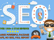 SEO Traffic & Sales package + keyword research & SEO Strategy