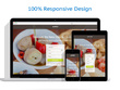 Create an eye-catching responsive landing page