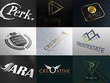 Design your five custom logo concepts & a custom brand board.