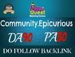 Write and Publish a Guest Post on Community.epicurious.com (PA30, DA90, PR3)