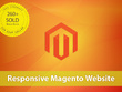 Design and Develop a Responsive Magento E-Commerce Website for you or your client