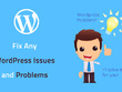Do 1 hour customization to Wordpress website or bug fixing