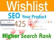 Create 450 Amazon Wishlist for A9 Algorithm Product Ranking