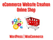Create eCommerce website by WordPress