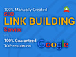 Provide 100 Extreme BACKLINKS From 10 Different Platforms