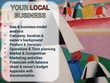 Prepare a beautiful business plan for a small local business with complete financials