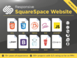 Develop your custom squarespace website