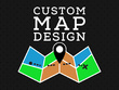 Design a custom map