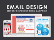 Design & manage professional email campaign /newsletter / e-shot