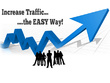 Drive 5000 Website Traffic in 1 days for you.
